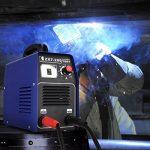 MVPOWER Poste de Soudure à l'arc,Soudage Electrique,Soudure à Air Chaud Ménager Portable,Soudage Onduleur (BLEU) de la marque MVPower image 6 produit