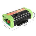 MVPOWER Transformateur 12v 220v Convertisseur Onduleur Electrique 1000W avec Port USB pour Voiture de la marque MVPower image 5 produit