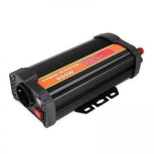 MVPOWER Transformateur 12v 220v Convertisseur Onduleur Electrique 600W avec Port USB pour Voiture (600w) de la marque MVPower image 0 produit