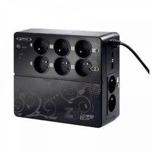 Onduleur INFOSEC Z3 Zenergy Box avec prises FR - 1000VA 500W de la marque Infosec image 0 produit