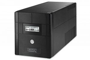 Onduleur interactif Digitus Line Ligne interactive UPS, 1000 VA / 600 W de la marque Assmann image 0 produit