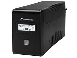 PowerWalker VI 650LCD de Line Interactive Alimentation secourue de la marque PowerWalker image 0 produit