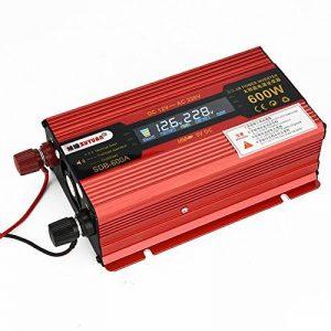 Sedeta 1000W 24v 220v à écran LCD Auto voiture véhicule d'alimentation onduleur Adaptateur électronique de la marque Sedeta image 0 produit