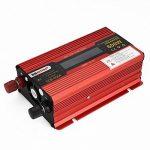 Sedeta 1000W 24v 220v à écran LCD Auto voiture véhicule d'alimentation onduleur Adaptateur électronique de la marque Sedeta image 3 produit