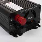 Sedeta® 12V / 220V 1500W de puissance de voiture microprocesseur CPU chargeur de batterie onduleur multiples protection pour l'extérieur de la maison de la marque Sedeta image 2 produit