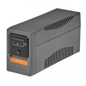 Socomec NeTYS PE Onduleur 4 prises IEC320-C13 RJ45 650 VA/360 W Noir de la marque Socomec image 0 produit
