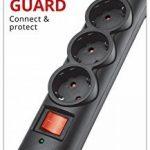 Trust multiPrise 3 Prises de Protection contre les Surtensions de la marque Trust image 4 produit