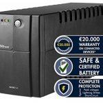 Trust Onduleur 600 VA - Noir de la marque Trust image 3 produit