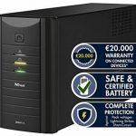 Trust Oxxtron 1000VA Onduleur avec 2 Prises IEC de la marque Trust image 4 produit